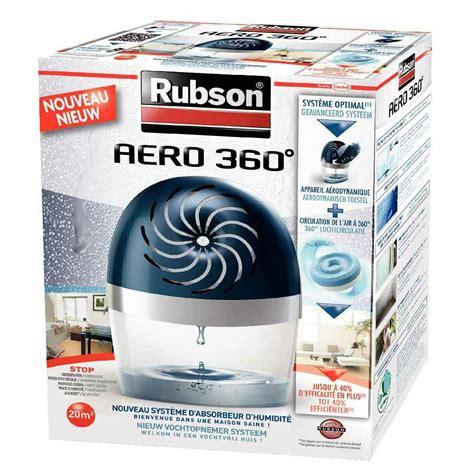 absorbeur d humidité absorbeur d humidit 233 rubson aero 360 vente de