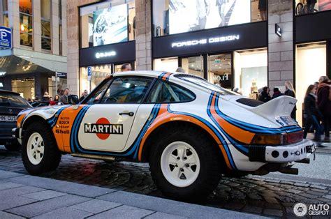 rally porsche porsche 911 carrera rs rally 17 december 2016 autogespot