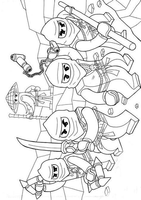 foto de Do wydruku kolorowanka Lego Ninjago #11