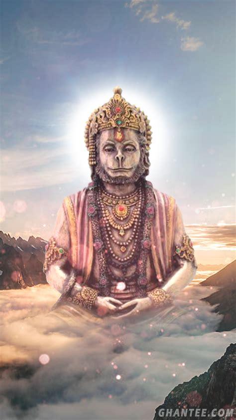 best wallpaper hd for mobile lord hanuman | Ghantee