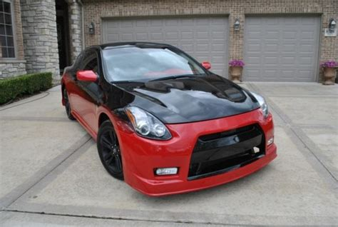 2010 Altima Coupe Nissan Two Tone Type-r Body Kit