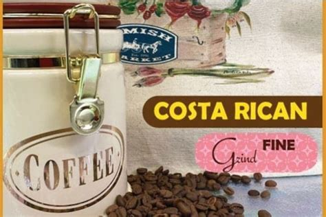 It is located south of nicaragua and is known for it's tropical climate. Buy AMISH COSTA RICAN Coffee Beans ~ Grind: F... Online | Mercato