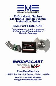 Enduralast    Sachse Electronic Ignition System