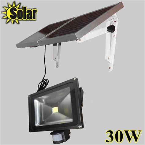 sale 30w solar power led flood l motion sensor