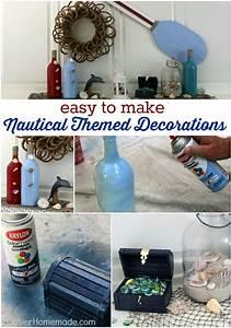 Nautical Themed Decorations - Hoosier Homemade