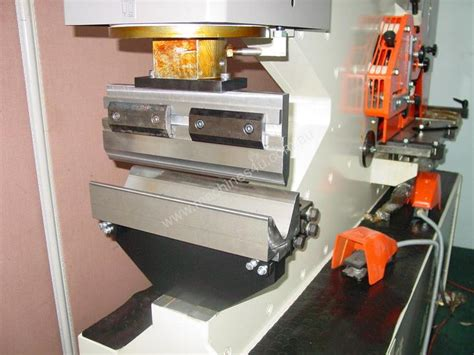 acra ironworkers press brake attachments accessories