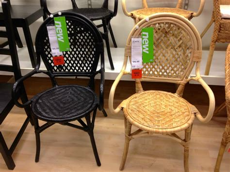 Poltrone Ikea Rattan : New Finds At Ikea
