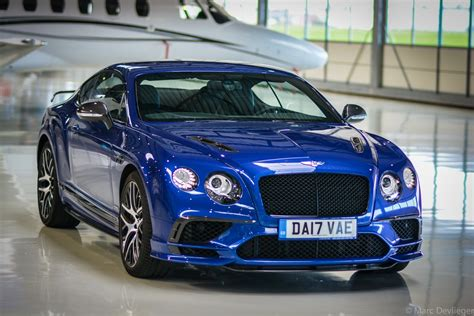 bentley continental 2017 bentley continental supersports review gtspirit