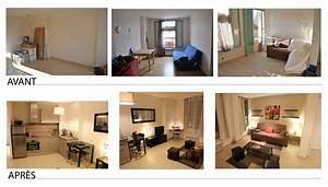 Comment Aménager Son Salon : comment amnager un appartement de 30m2 awesome comment ~ Premium-room.com Idées de Décoration