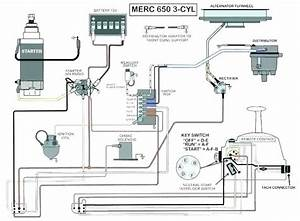 25 Hp Mercury Outboard Control Wiring Diagram