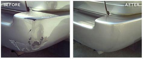 bumper repair fix bumper scrapes bumper scuff repair
