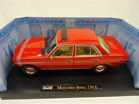 revell scale 1 18 mercedes 230e w123 1983 colour catawiki