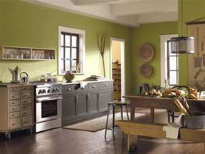 Paint Colors For Kitchen Cabinets And Walls by Green Kitchen Paint Colors Pictures Ideas From Hgtv Hgtv