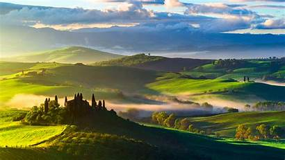 Italy Tuscany Fields 4k Wallpapers Nature Resolution