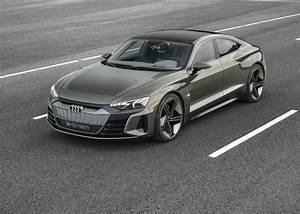 Audi E Tron Gt : audi e tron gt leaked looks better than a tesla autoevolution ~ Medecine-chirurgie-esthetiques.com Avis de Voitures