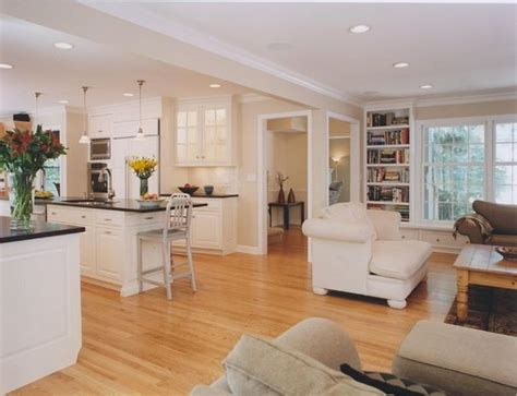 open concept floor plans  story colonial