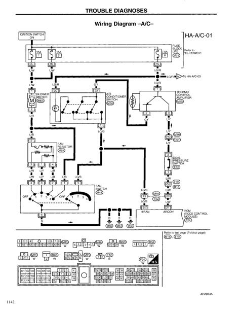 Nissan Altima Gxe Stereo Wiring Diagram