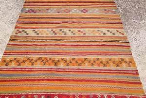 kilim vintage pas cher With tapis kilim avec canapé en cuir pas cher conforama