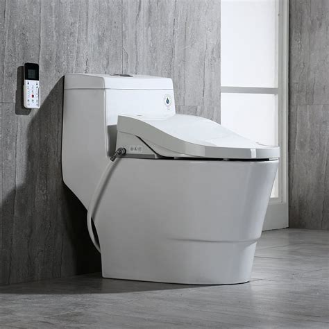 toilet with built in bidet and dryer best in bidets helpful customer reviews