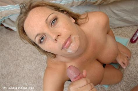 Amber Lynn Bach Takes A Load On Her Face Pichunter