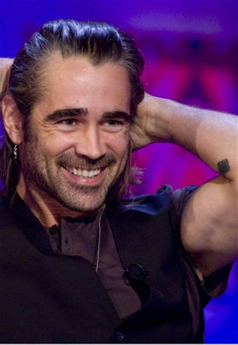 colin farrell tattoos male celebrity tattoos sofeminine