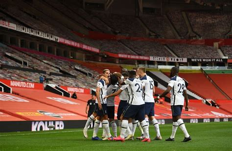 Manchester United 1-6 Tottenham Hotspur: Player Ratings as ...