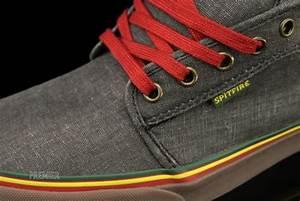 Spitfire x Vans Chukka Low 'Dark Grey' | SneakerFiles