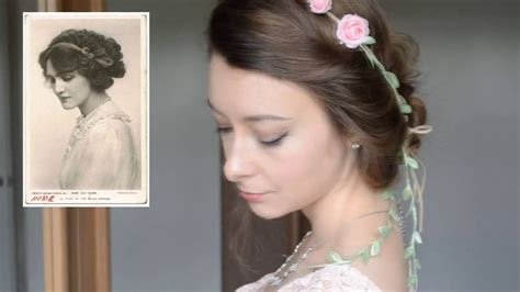 how to do simple victorian hairstyles hair