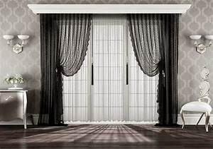 Choisir Votre Rideaux Salon Rideaux Et Voilages