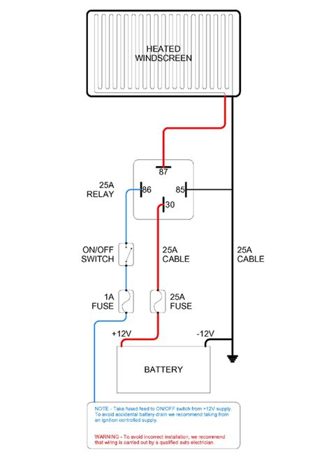 land rover defender heated windscreen wiring diagram heated windscreen wiring details land rover series 3