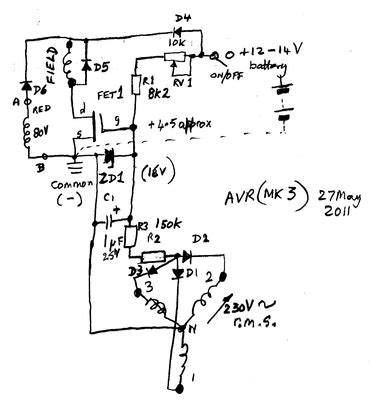 how to build an avr for a three phase generator cr4 discussion thread