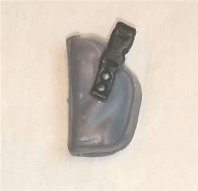 pistol holster small left handed gray version