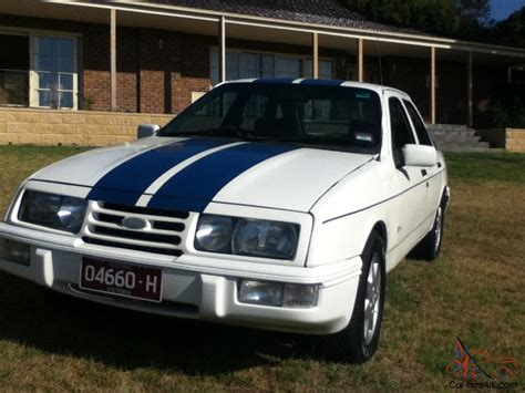 Ford Sierra Xr8 Factory Built 5ltr 5 Speed Not Cosworth