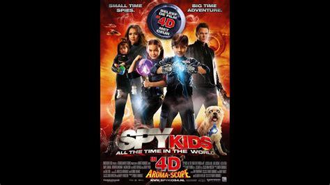 episode spy kids time world youtube