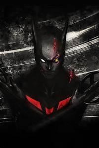 Batman Beyond Wallpaper - Free iPhone Wallpapers