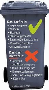 Was Darf Nicht In Die Mikrowelle : was kommt in die schwarze tonne batterien haben im m ll ~ Watch28wear.com Haus und Dekorationen