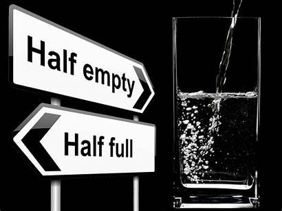 Empty Half Glass Davidcharlton Cup God Welcome