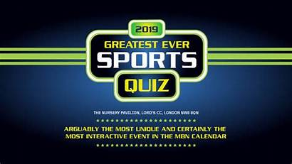 Quiz Sports Ever Events Greatest Sporting