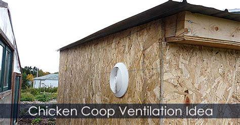 chicken coop ventilation fans chicken coop building instructions exhaust fan idea