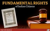 Fundamental Rights : Part III (Articles 12-35) - Clear IAS