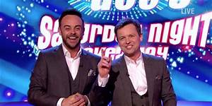 ITV reveals schedule changes after Saturday Night Takeaway ...