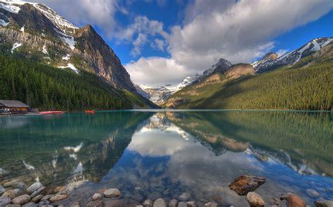 Lake Louise Banff Canada Tourist Destinations