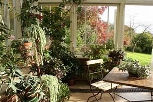 conseils d39amenagement de votre jardin d39hiver With maison avec jardin interieur