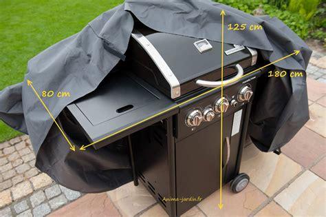 housse barbecue cing gaz housse de protection barbecue gaz plancha 180 cm imperm 233 able