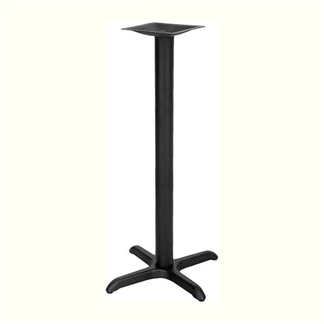 small bar height table small x bar height table base king dinettes custom