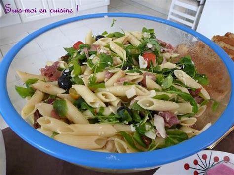 recette salade de pates froides italienne salade de p 226 tes 224 l italienne suis moi en cuisine