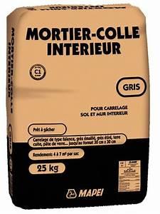 Mortier Colle Gris Pour Carrelage 25 Kg Brico Dpt
