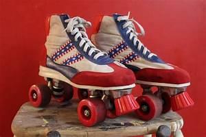 Patin A Roulette Vintage : patins roulettes disco am rica ~ Dailycaller-alerts.com Idées de Décoration