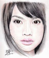 Color Pencil Drawings Portraits
