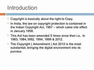 infringement of copyright under copyright act 1957
